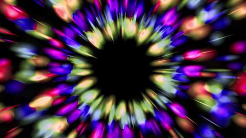 Motion graphic vj loop shine 54 Animation