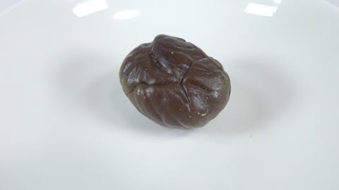 Peeled sweet chestnut015 Live Action