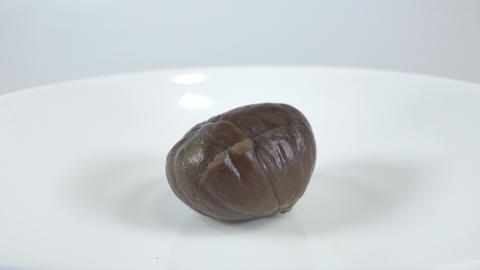 Peeled sweet chestnut020 Live Action