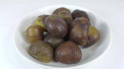 Peeled sweet chestnut049 Live Action