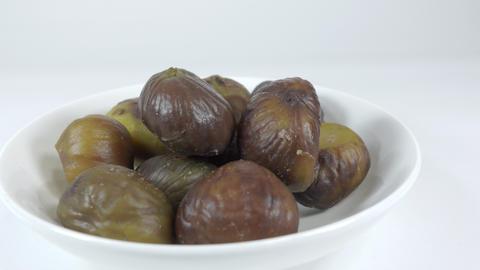 Peeled sweet chestnut052 Live Action