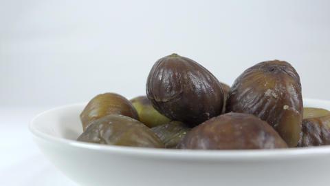 Peeled sweet chestnut053 Live Action