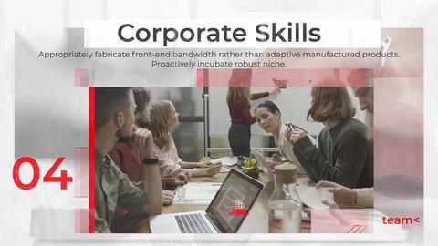 Clean Corporate Intro Plantilla de Apple Motion