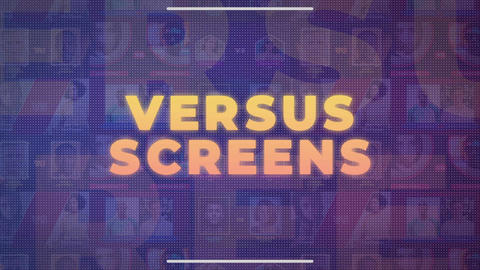 Versus Screens Motion Graphics Template