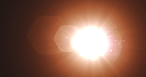 real light leaks and lens flare overlays, cool warm gold tint Live Action