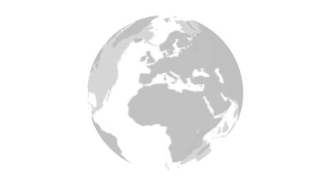Translucent Earth-white Animation