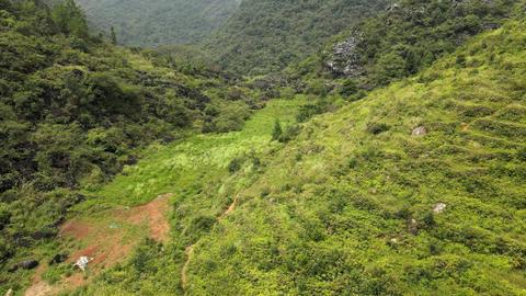 DJI MAVIC2 AIR 4K Mount moliugong Karst scenery 20200905 2 Live Action