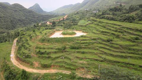 DJI MAVIC2 AIR 4K Mount moliugong Karst scenery 20200905 3 Live Action