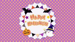 Halloween title2 Animation