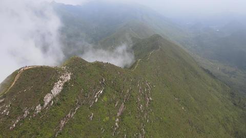 DJI MAVIC2 AIR 4K Mount moliugong Karst scenery 20200905 8 Live Action