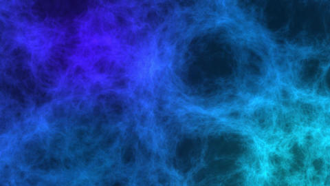 Particle wave background Animation