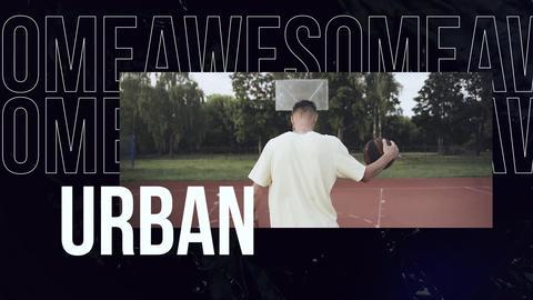 Modern Urban Intro Premiere Pro Template