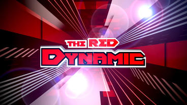 The Red Dynamic After Effects Projekt