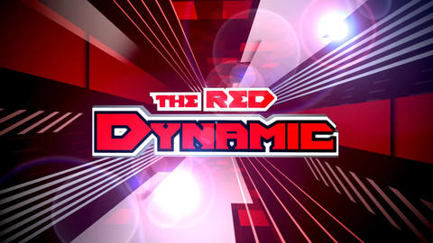 The Red Dynamic After Effects Template