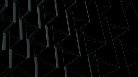 Clean Dark Technology Motion Background Animation