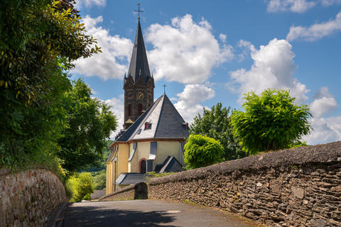Parish Church of Lieser, Moselle, Germany Photo