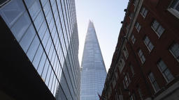 Move to Shard Building London Footage