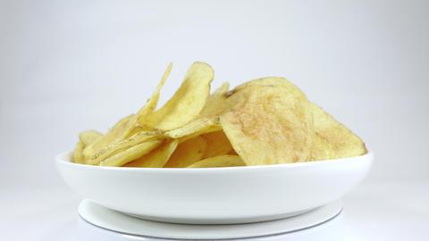 Potato chips consomme019 Live Action