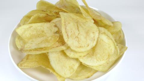 Potato chips consomme024 Live Action