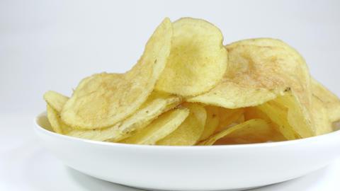 Potato chips consomme032 Live Action