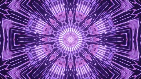 Celestial Combination of Neon Shapes Futuristic Art 4k uhd 3d rendering vj loop Animation
