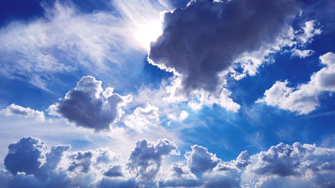 Sky and clouds Fotografía