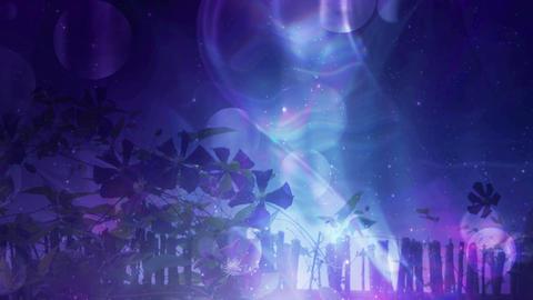 Colorful Floral Background Design 애니메이션