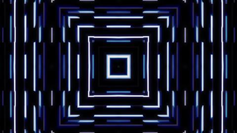 Blue Geo Animation