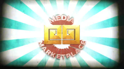 Vintage Logo Intro After Effects Template