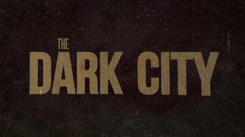 The Dark City After Effects Template