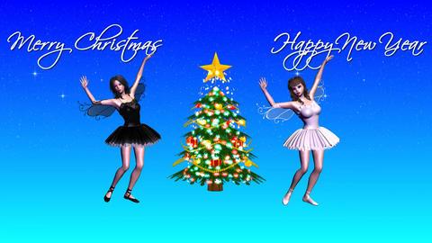 NR53-444 Nutcracker Ballet Animation