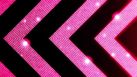 Classy red lines with glitter square elements. Abstract luxury background. Modern geometric concept. Animation