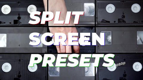 Spit Screen Presets