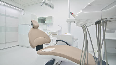Dentistry medical office, special equipment Live Action