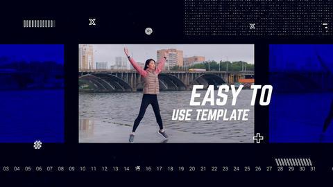 Sport Intro Premiere Pro Template