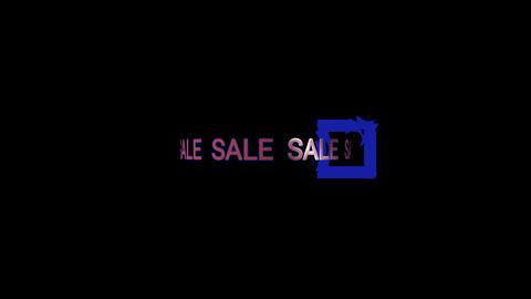 Big discount 2 Animation