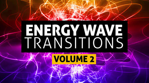 Energy Wave Transitions Vol2