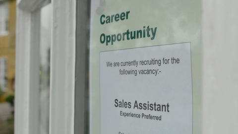 job opportunities: career opportunity Footage