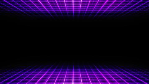 WireFrame Animation