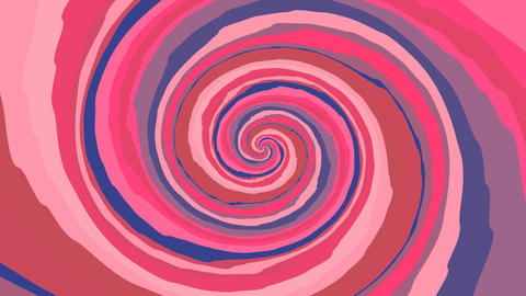 Psycho pattern seamless loop video Animation