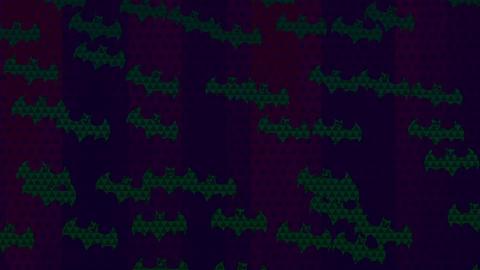 ハロウィンの3Dテンプレート~その2~【必須:Element3D:Ver2.2.2】 After Effectsテンプレート