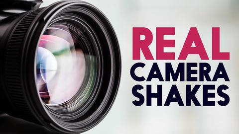 Real Camera Shakes