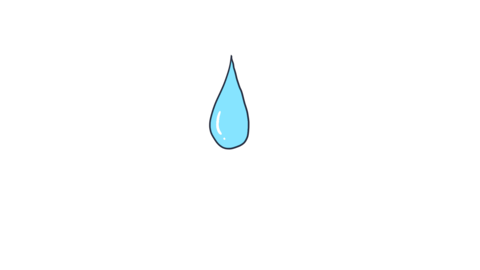 Cold sweat emotion emoticon Animation