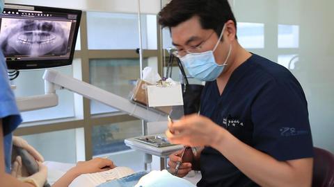 Dentist Filmmaterial