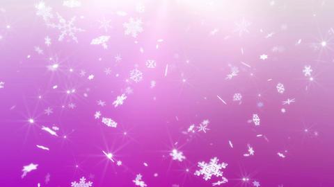 Snow Flake 16 BM1 4k Animation