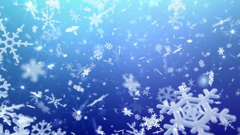 Snow Flake 16 Bmix2 4k Animation