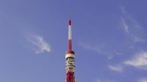 tokyo tower ビデオ