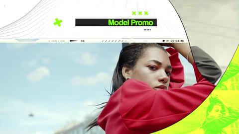 Acid Fashion Intro Apple Motion Template