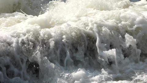 Wild water Footage