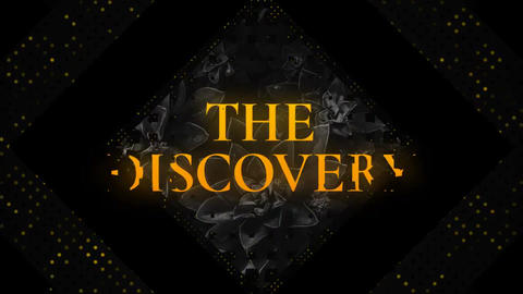 The Discovery - Luxury Opener After Effects Template